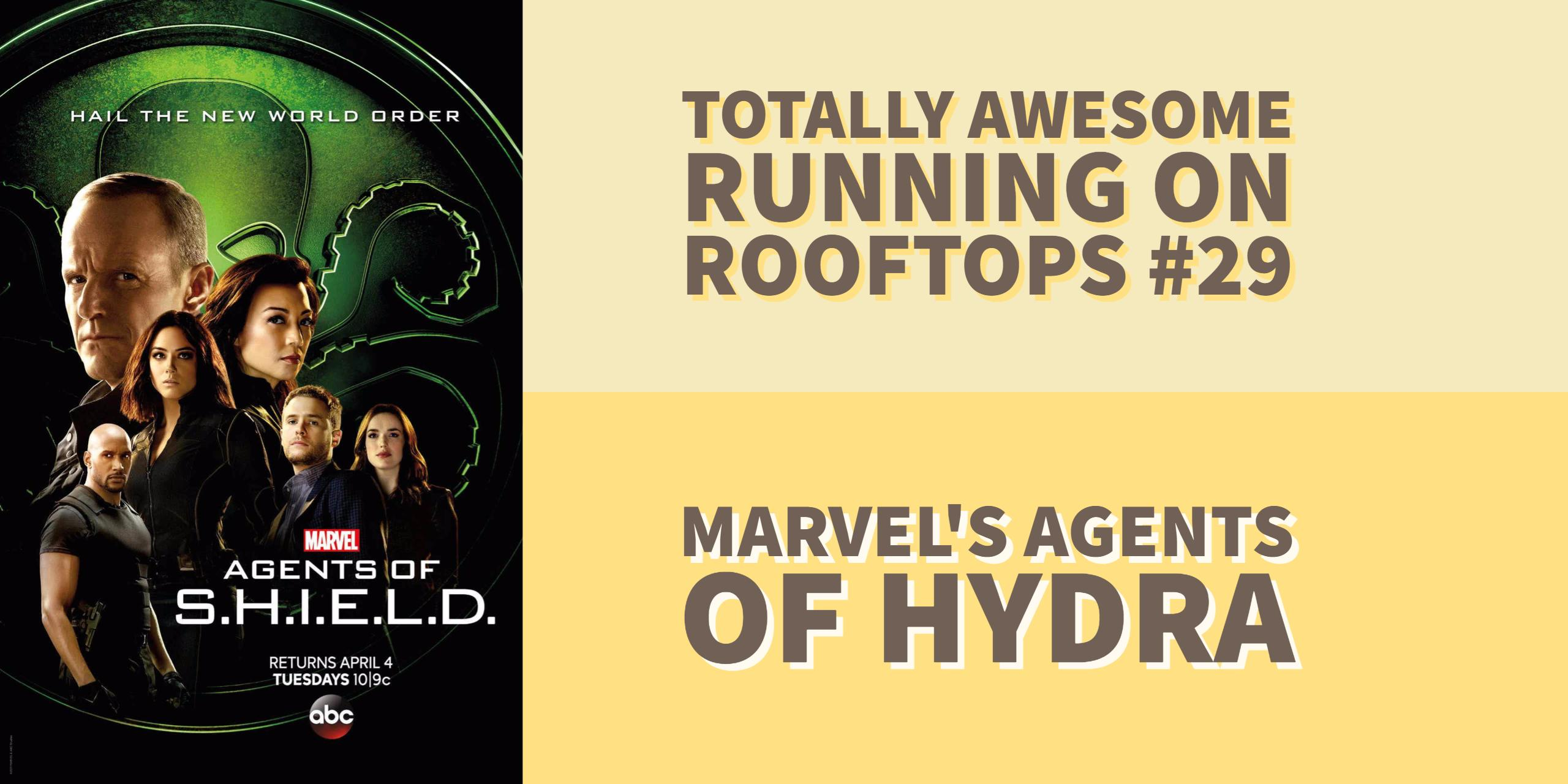 Marvel's Agent's of Hydra